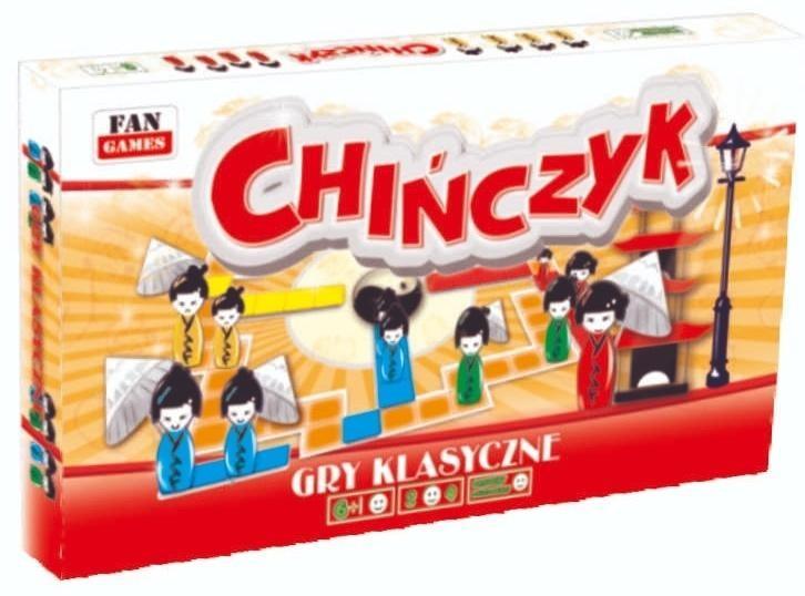 FAN Chińczyk wersja klasyczna