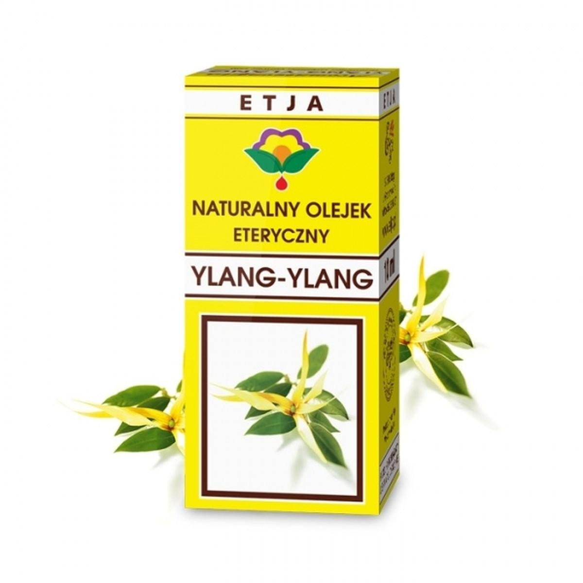 Etja Etja, olejek eteryczny ylang-ylang, 10 ml