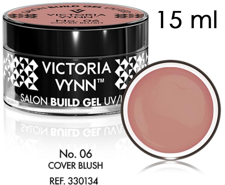 Victoria Vynn SALON BUILD GEL - Żel budujący Victoria Vynn - Cover Blush No. 06 - 15ml 330134-victoria-vynn