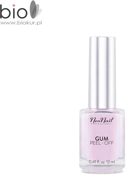 Neonail Guma ochronna na skórki Gum peel off NeoNail 12 ml 5880