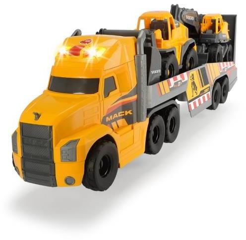Simba Toys Auto ciężarowe Met Akc Laweta Wb