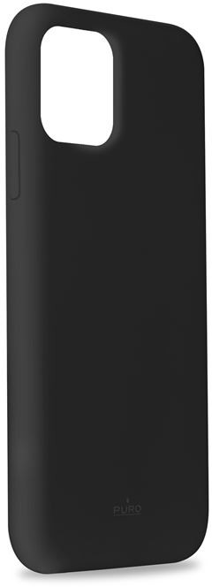 PURO ICON Cover Etui iPhone 11 Pro czarny IPCX19ICONBLK