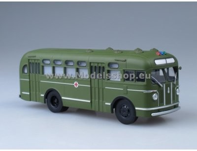Start Scale Models Army Bus ZIS-155 Sanitarian