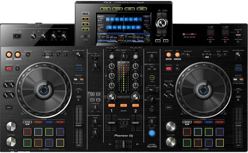 Pioneer Kontroler DJ XDJ-RX2 DARMOWY TRANSPORT Bezpłatny transport  