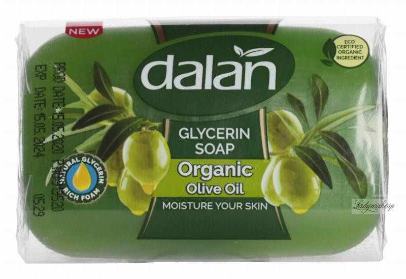 Dalan Glycerin Soap - Olive Oil - Mydło glicerynowe - Oliwkowe