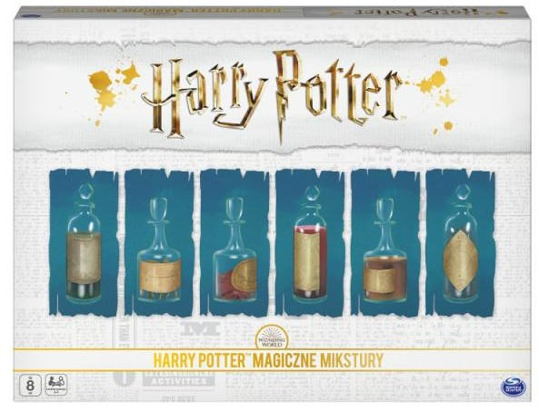 Spin Master Harry Potter Magiczne mikstury