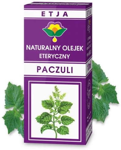 Etja Etja, olejek eteryczny paczulowy, 10 ml