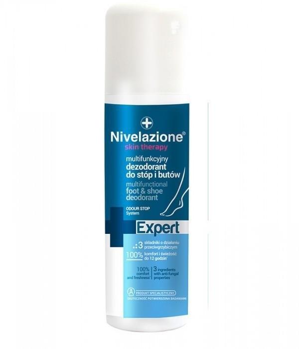 Nivelazione Multifunkcyjny Dezodorant do Stóp i Butów, 150ml