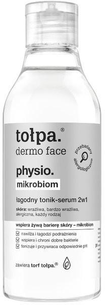 Tołpa Physio Mikrobiom Łagodny tonik-serum 2w1 200ml 47709-uniw