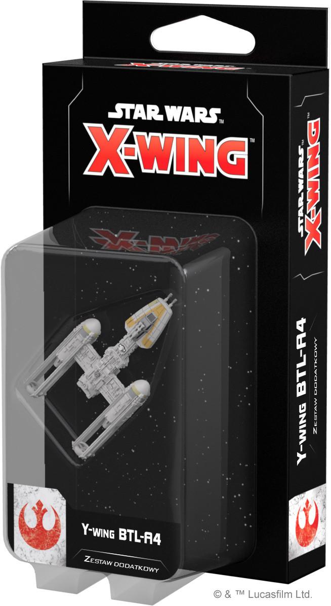 Rebel, gra strategiczna Star Wars: X-Wing - Y-wing BTL-A4 (druga edycja)