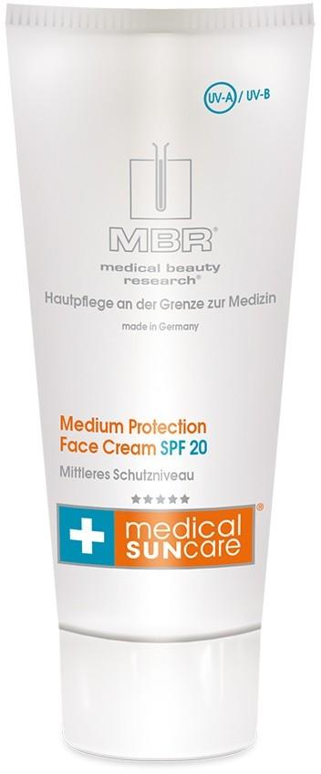 MBR Medical Beauty Research Medium Face Cream SPF 20 Krem do twarzy 50ml