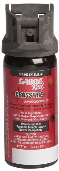 Sabre Red Gaz pieprzowy MK3 52CFT10 Crossfire (STREAM) RMG/SABRE 52CFT10