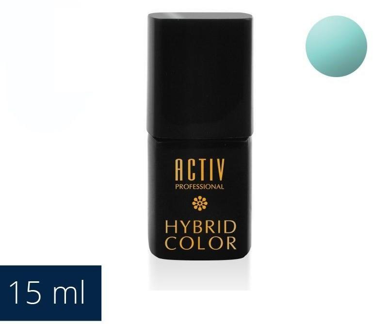 ACTIVESHOP LAKIER HYBRYD UV LED 25 ORZEŹWIAJĄCA MIĘTA 15ml AS_104214