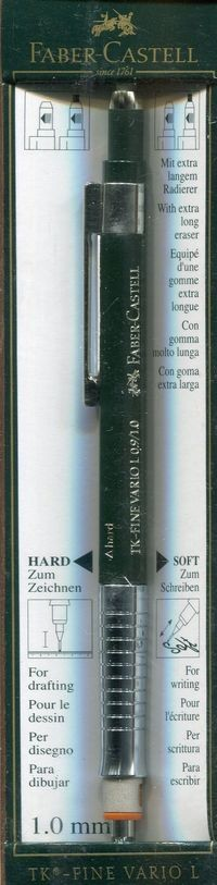Faber Castell Ołówek automatyczny TK-Fine Vario L 1mm