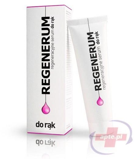 Aflofarm Regenerum Regeneracyjne serum do dłoni 50ml