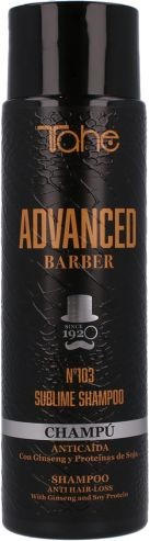Tahe advanced barber Tahe Advanced Barber 103 Sublime szampon przeciw wypadaniu 300ml TA/12091112