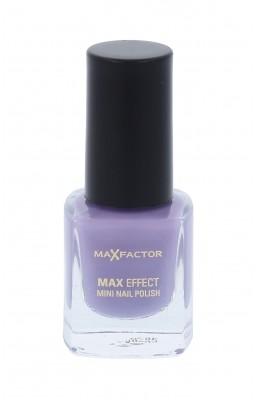 Max Factor Max Effect lakier do paznokci 4,5 ml dla kobiet 34 Juicy Plum