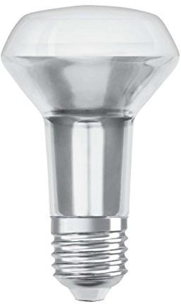 Osram LED żarówka reflektorowa | Oprawka: E27 | Warm White | 2700 K | 4,30 W | produkt zastępczy dla 60-W-lampa reflektorowa | LED Star R63 4058075097025