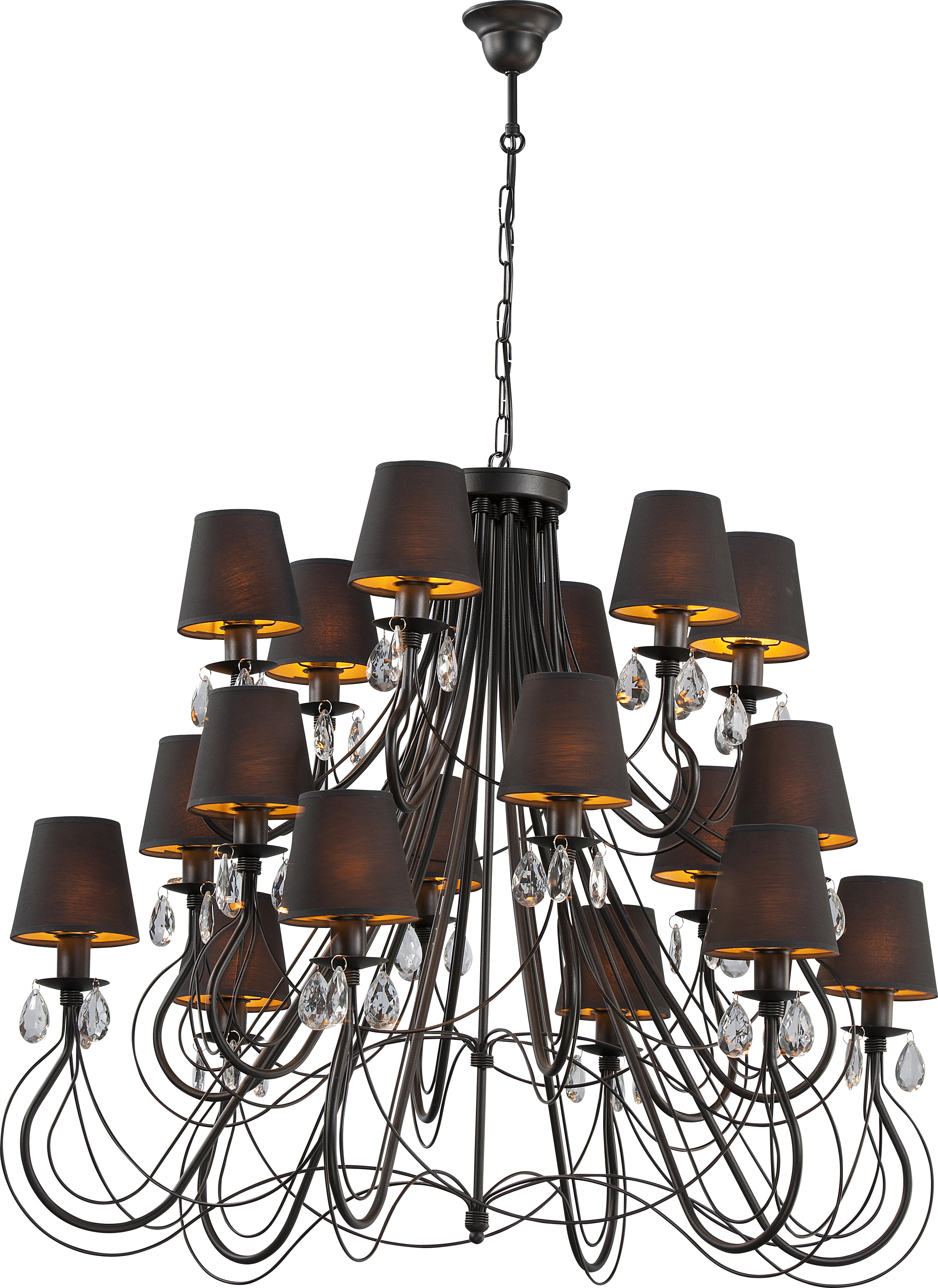 ART NAMATO Lampa Wisząca CHRISTINA 3874