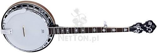 ORTEGA OBJ750-MA Tradycyjne banjo z serii FALCON 2525