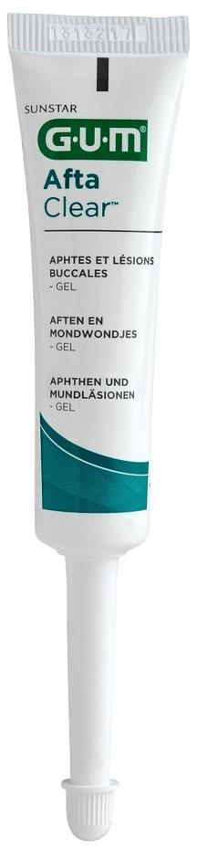 Sunstar Deutschland GmbH Gum Afta Clear Gel 10 ml