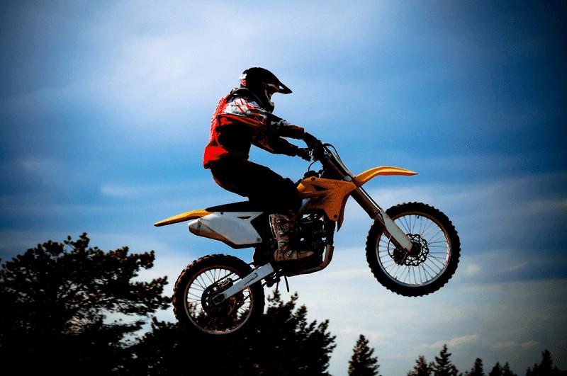 Jazda motocyklem Crossowym - Warsztaty Enduro