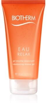 Biotherm Eau Relax relaksujący żel pod prysznic Relaksujący żel pod prysznic 150ml