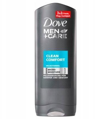Dove Men+Care Clean Comfort Żel pod prysznic 250