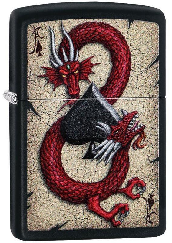 Zippo 29840 Dragon Ace Design zapalniczka 191693087161