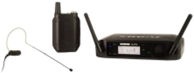Shure GLXD14E/MX53 Cyfrowy system bezprzewodowy