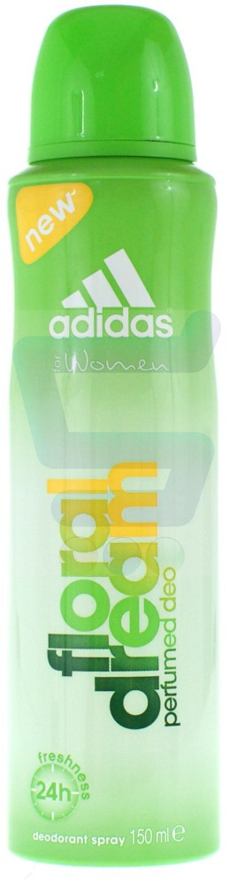 top Adidas Women Dezodorant w sprayu Floral Dream 150 ml