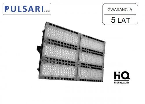 Pulsari Naświetlacz oprawa zewnętrzna 300W FLAT LED 130 lm/W gw. 5 lat NNL-072120