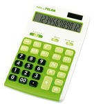 MILAN Kalkulator Milan 12 pozycyjny, zielony