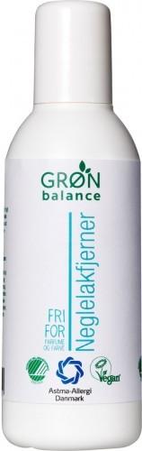 GRON BALANCE (kosmetyki, środki czystości) ZMYWACZ DO PAZNOKCI 100 ml - GRON BALANCE BP-5701410357351