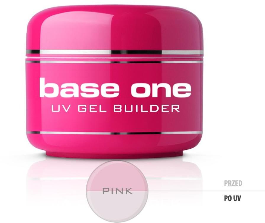 Silcare Base One Pink żel budujący do paznokci 30g