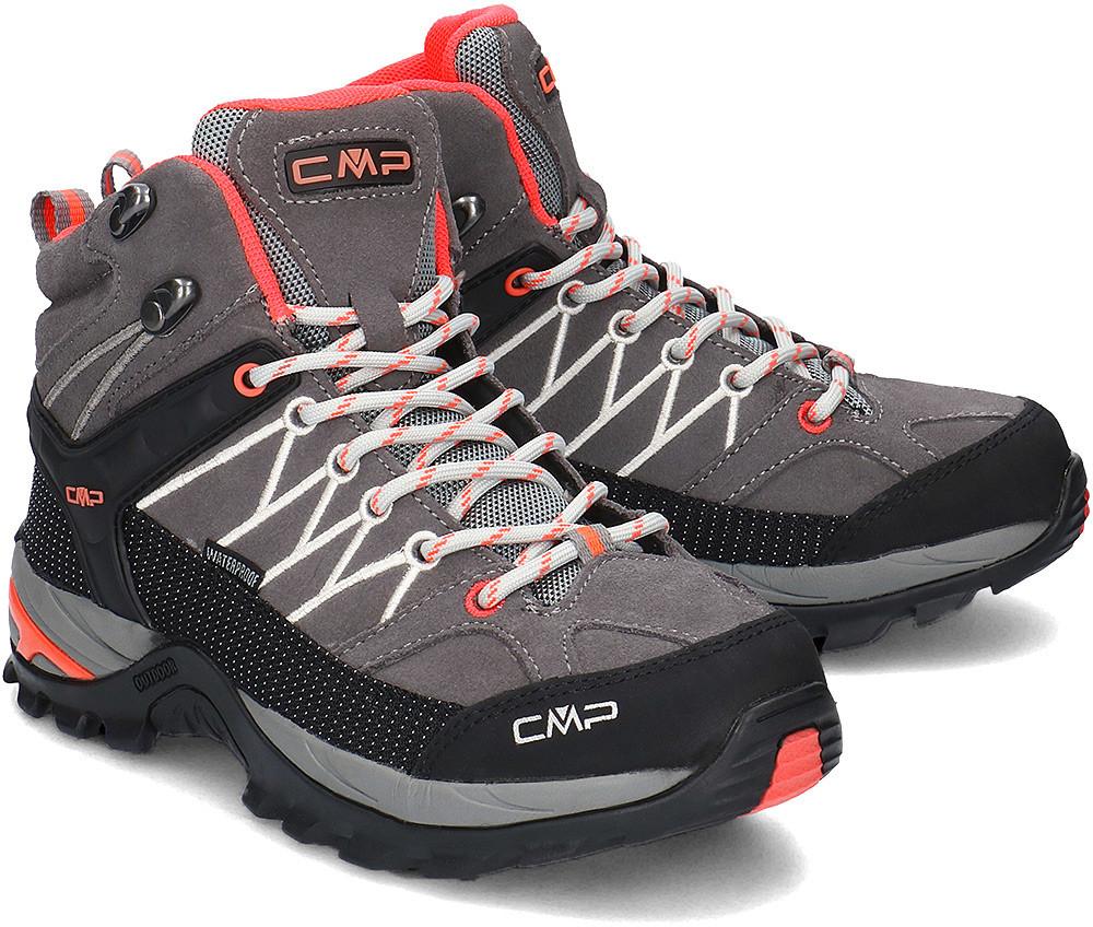 6e26fb09 CMP, Trekkingi Arietis Wmn Trekking Shoes Wp 38Q9986 Grey U739, szary, brak  danych. 6. CMP Rigel Mid - Trekkingowe Damskie - 3Q12946 46AK 3Q12946 46AK