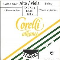 Savarez 634575) Corelli struny do altówki Alliance Medium 831M