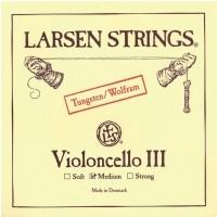 Larsen 639430) struna do wiolonczeli G Soft 4/4