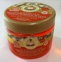 Pierwoje Reszenie Agafii Mydło do ciała i włosów - rokitnikowe - gęste, czerwone (produkcja rosyjska) 300ml RBA65