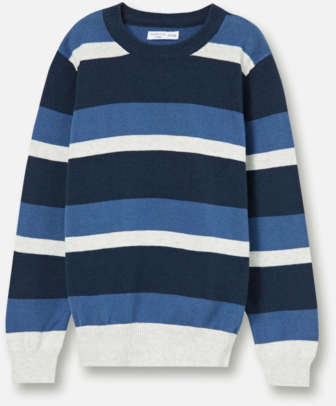 Sinsay Sinsay - Ciepły sweter - Niebieski