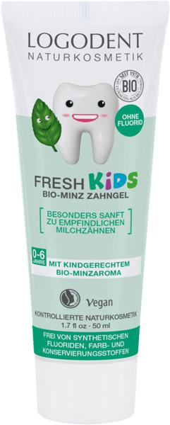 Logona Fresh KIDS Żel do zębów dla dzieci z bio-miętą 173 2519