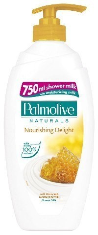 Palmolive COLGATE Żel pod prysznic Mleko i Miód 750ml z dozownikiem