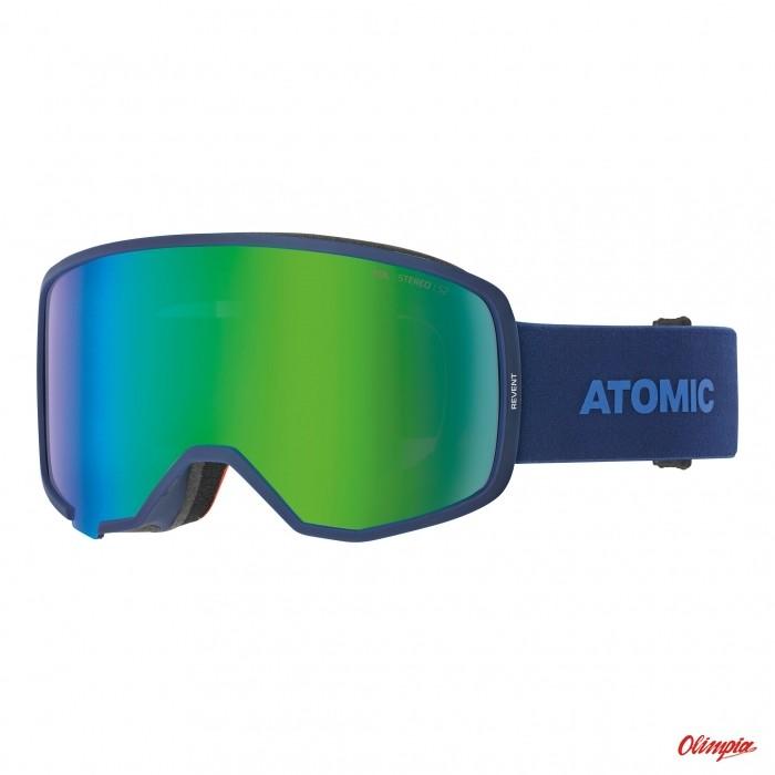 Atomic Gogle narciarskie Count Stereo Black 20182019 AN5105634