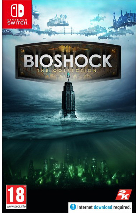 Bioshock: Collection (GRA NINTENDO SWITCH)