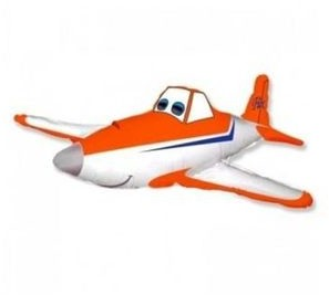 FLX Balon foliowy Planes Samoloty 62 cm 1 szt 901724