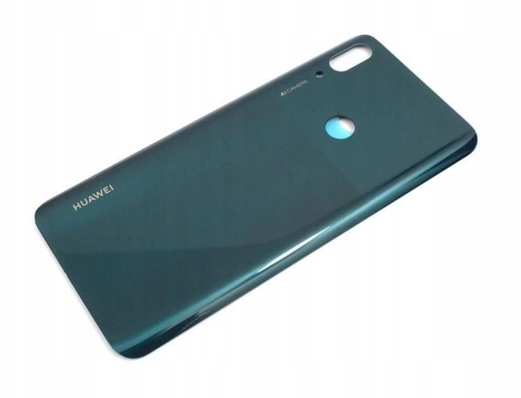 Klapka baterii do Huawei P Smart Z STK-LX1 zielona
