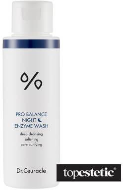 Dr Ceuracle Dr Ceuracle Pro Balance Night Enzyme Wash Proszek na bazie enzymu do wieczornego mycia twarzy 50 g