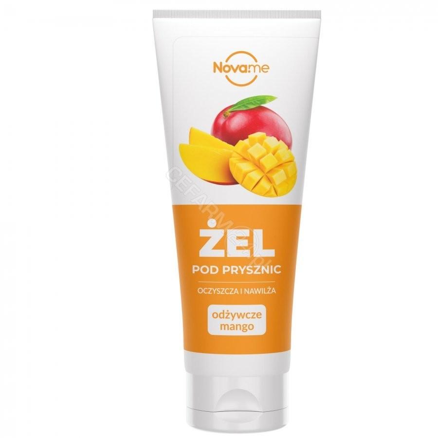 DIAGNOSIS Novame żel pod prysznic odżywcze mango 250 ml