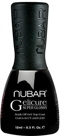 Nubar SOAK OFF Gel Sealer, 1er Pack (1X 15ML) UVS606