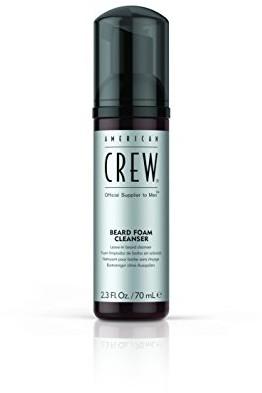 AMERICAN CREW BEARD FOAM CLEANSER środek do czyszczenia brody bez wody